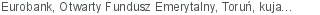 Eurobank Otwarty Fundusz Emerytalny Toruń kujawsko-pomorskie