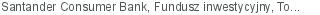 Santander Consumer Bank Fundusz inwestycyjny Toruń kujawsko-pomorskie